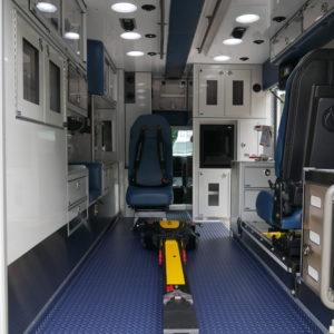 sold ambulance